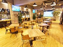 OMOTESANDO CAFE