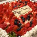 アニバーサリーケーキのイメージ画像0