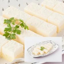 ミニカットチーズケーキ