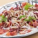 スペイン産生ハムときのこのサラダ仕立てのイメージ画像0
