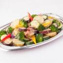 温野菜の胡麻ソース添えのイメージ画像1