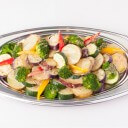 温野菜の胡麻ソース添えのイメージ画像2