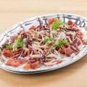 スペイン産生ハムときのこのサラダ仕立てのイメージ画像1