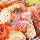 カジキのソテー&トマトソースのイメージ画像0