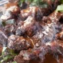 牛ホホ肉の赤ワイン煮のイメージ画像0