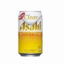 アサヒクリアアサヒ 350ml (発泡酒)のイメージ画像0